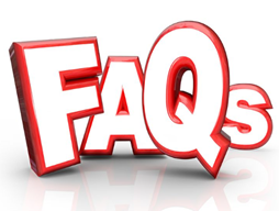6. Frequently asked questions